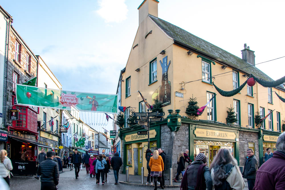 Things to do in Galway, www.roadsanddestinations.com