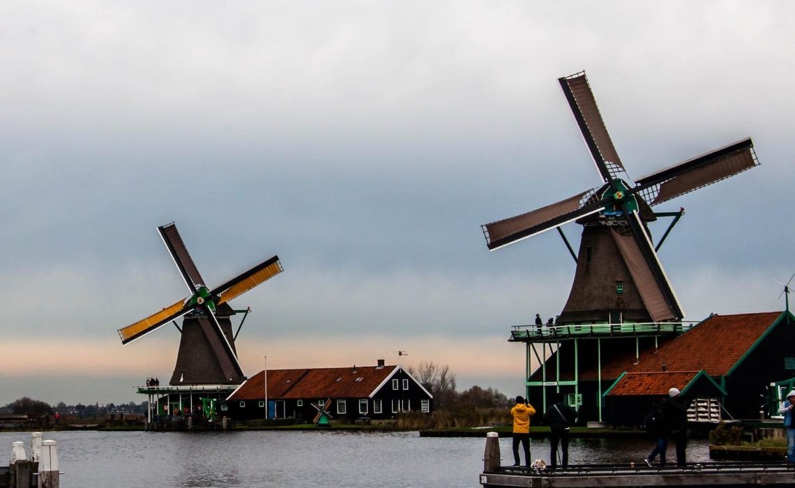 How to visit Zaanse Schans. www.roadsanddestinations.com