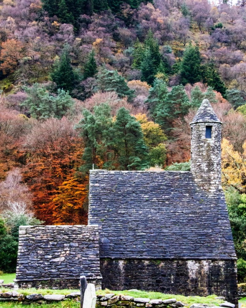 Forty Shades of Green, Glendalough | Roads and Destinations, roadsanddestinations.com