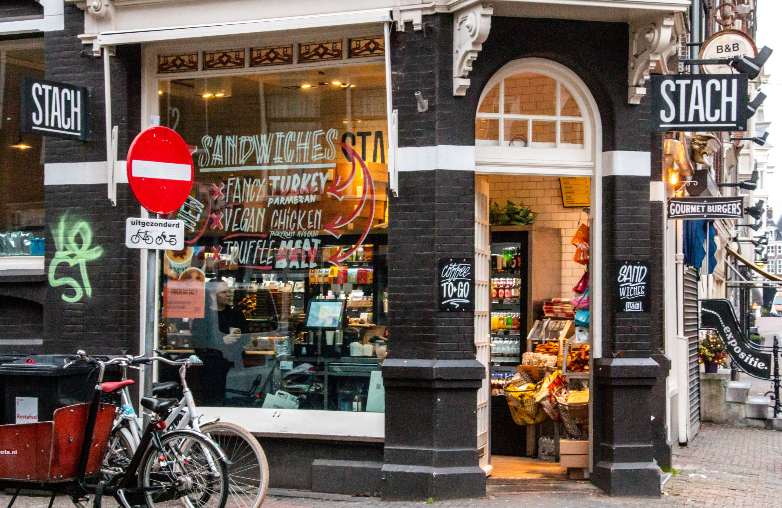 Where to Find Affordable Vegan Food in Amsterdam, www.roadsanddestinations.com