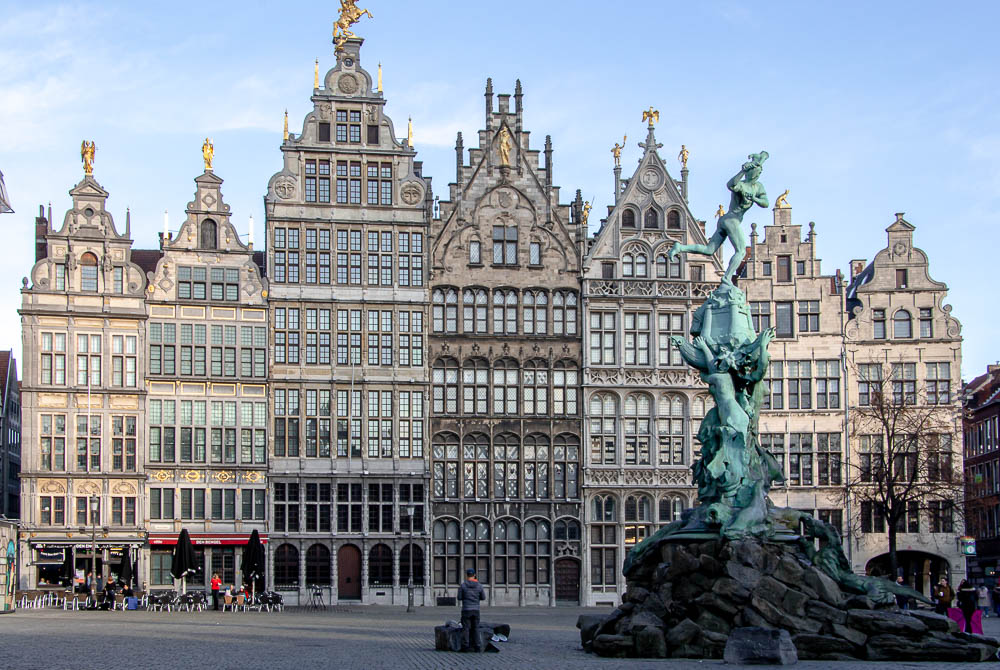 One Day in Antwerp. www.roadsanddestinations.com