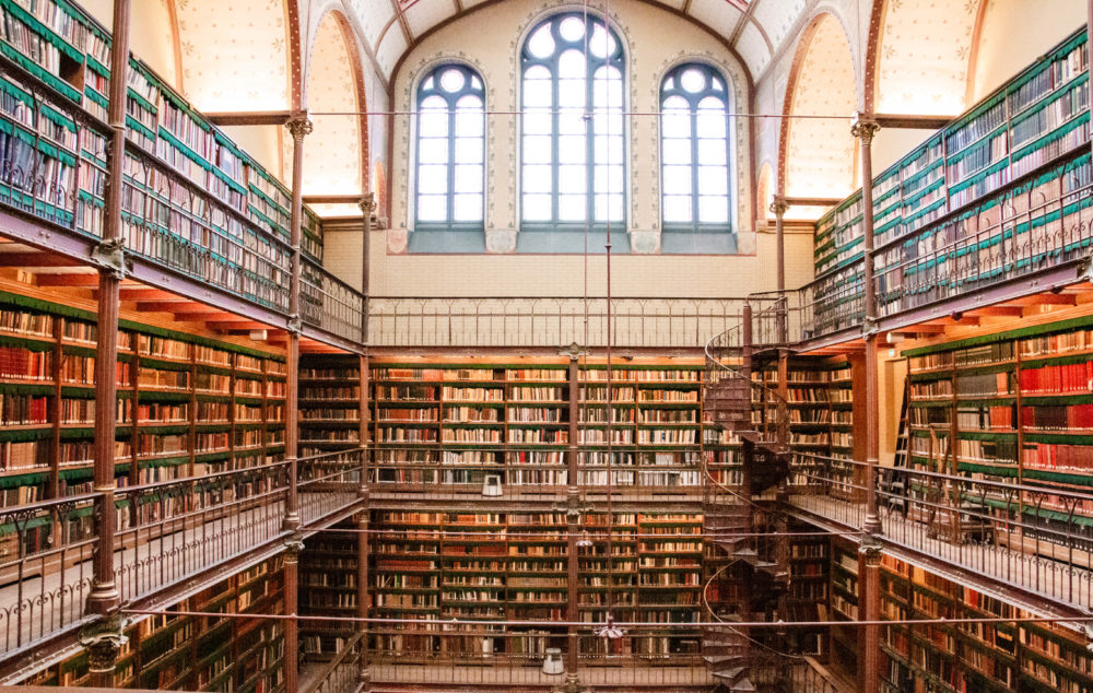 The 6 most Popular Libraries in the World, Books on February Reading List www.roadsanddestinations.com