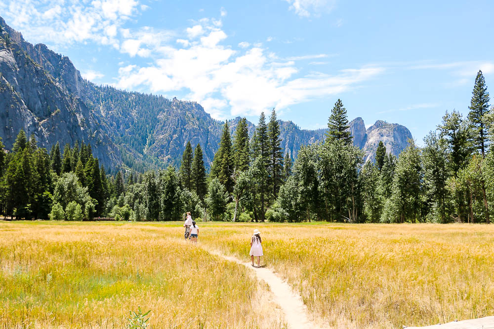Visit Yosemite _ www.roadsanddestinations.com