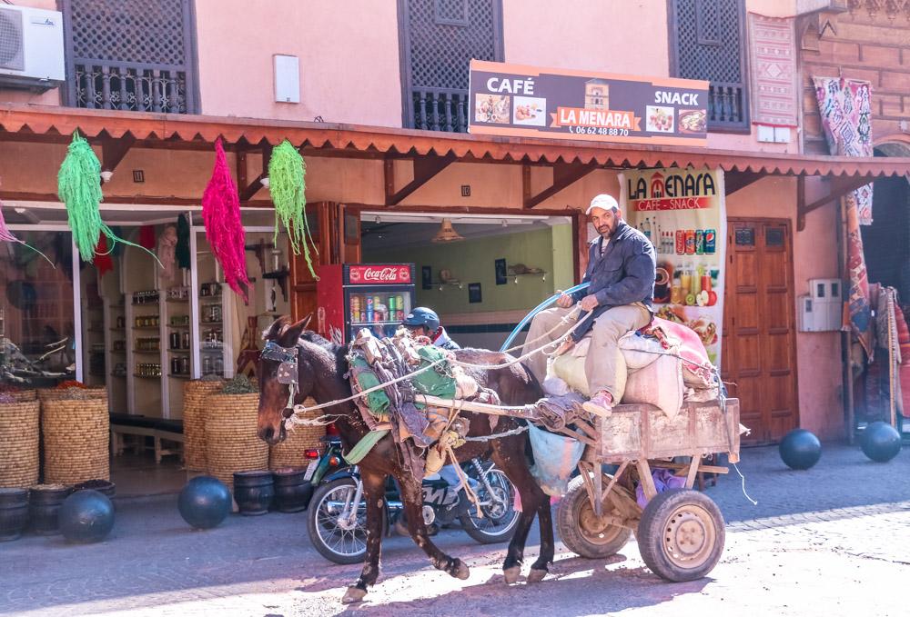 Marrakech in Photos | Roads and Destinations roadsanddestinations.com