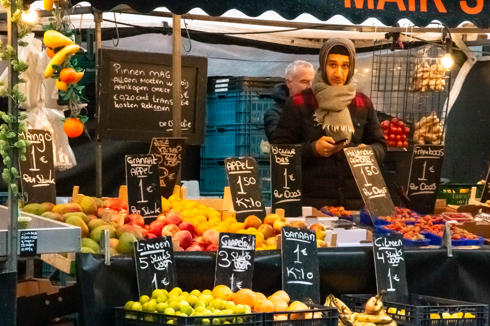 Albert Cuyp Markt | Roads and Destinations, roadsanddestinations.com