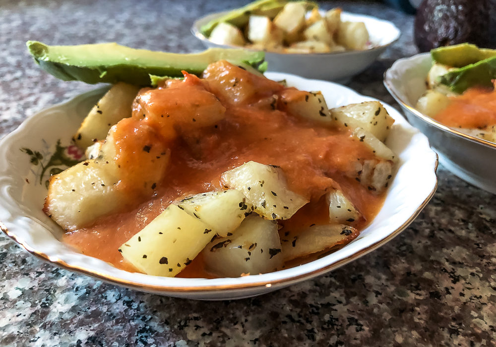 Patatas Bravas - Roads and Destinations - roadsanddestinations.com