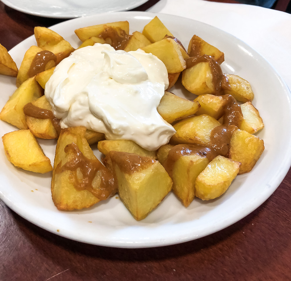 Patatas Bravas - Roads and Destinations -roadsanddestinations.com