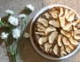 Russian Apple Cake - Roads and Destinations. roadsanddestinations.com