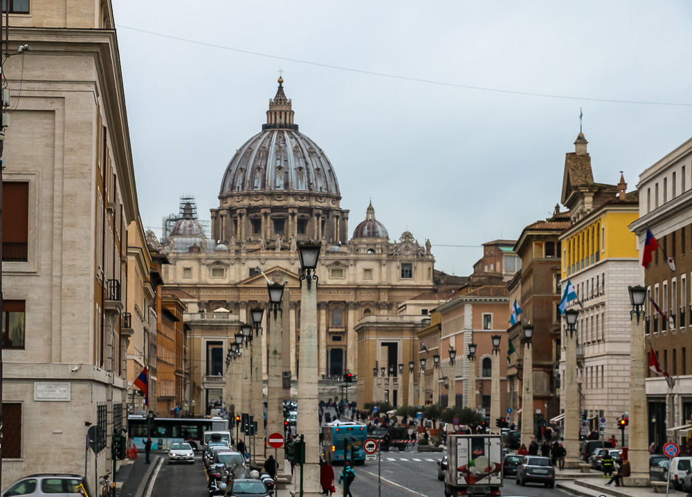 The Vatican - Roads and Destinations, roadsanddestinations.com