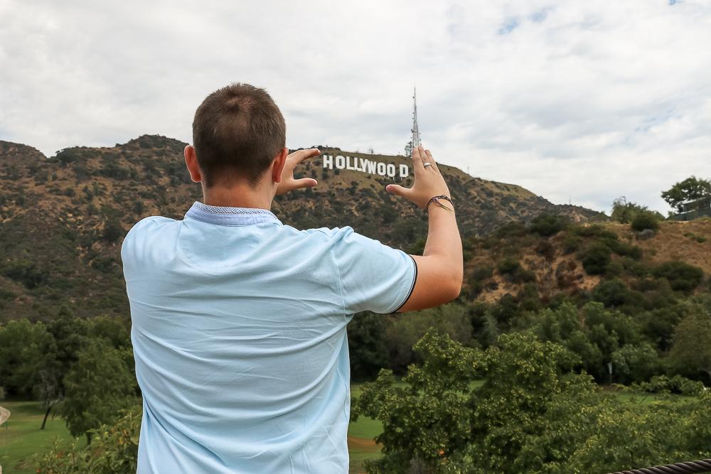 Hollywood Sign Photo Spots - Roads and Destinations - roadsanddestinations.com