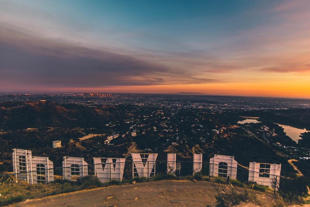 Hollywood Sign Photo Spots - Roads and Destinations- roadsanddestinations.com