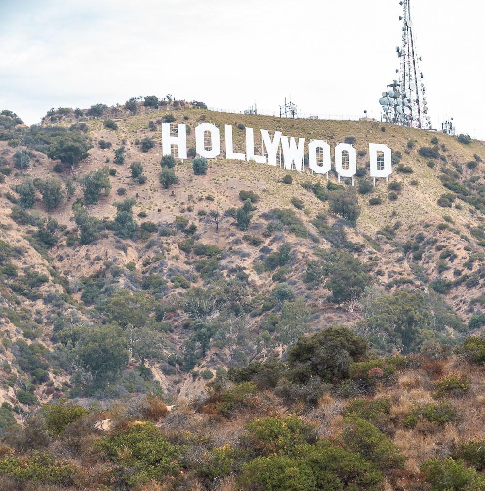Hollywood Sign Photo Spots - Roads and Destinations. roadsanddestinations.com