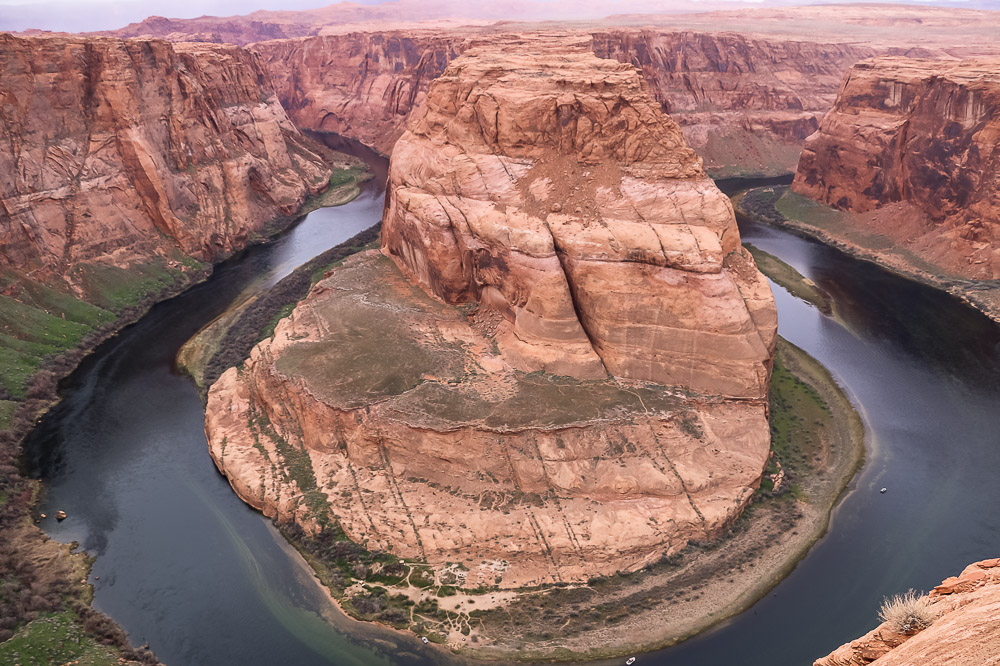 Horseshoe Bend - Roads and Destinations, roadsanddestinations.com