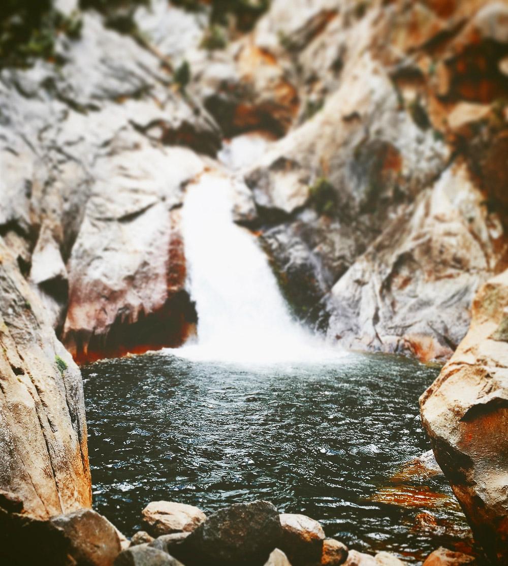 Roaring River Falls - Roads and Destinations, roadsanddestinations.com