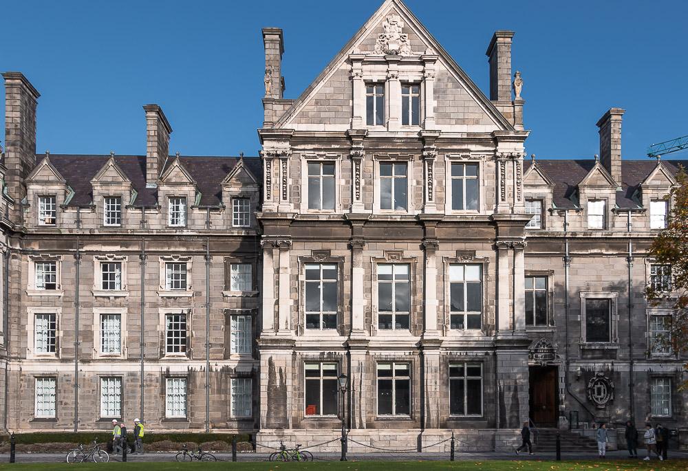 Trinity College Dublin - Roads and Destinations, roadsanddestinations.com.