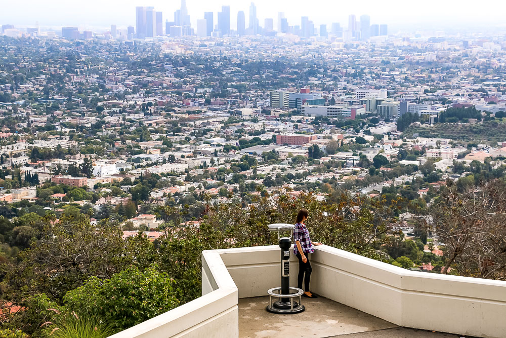 Griffith Observatory - Roads and Destinations, roadsanddestinations.com