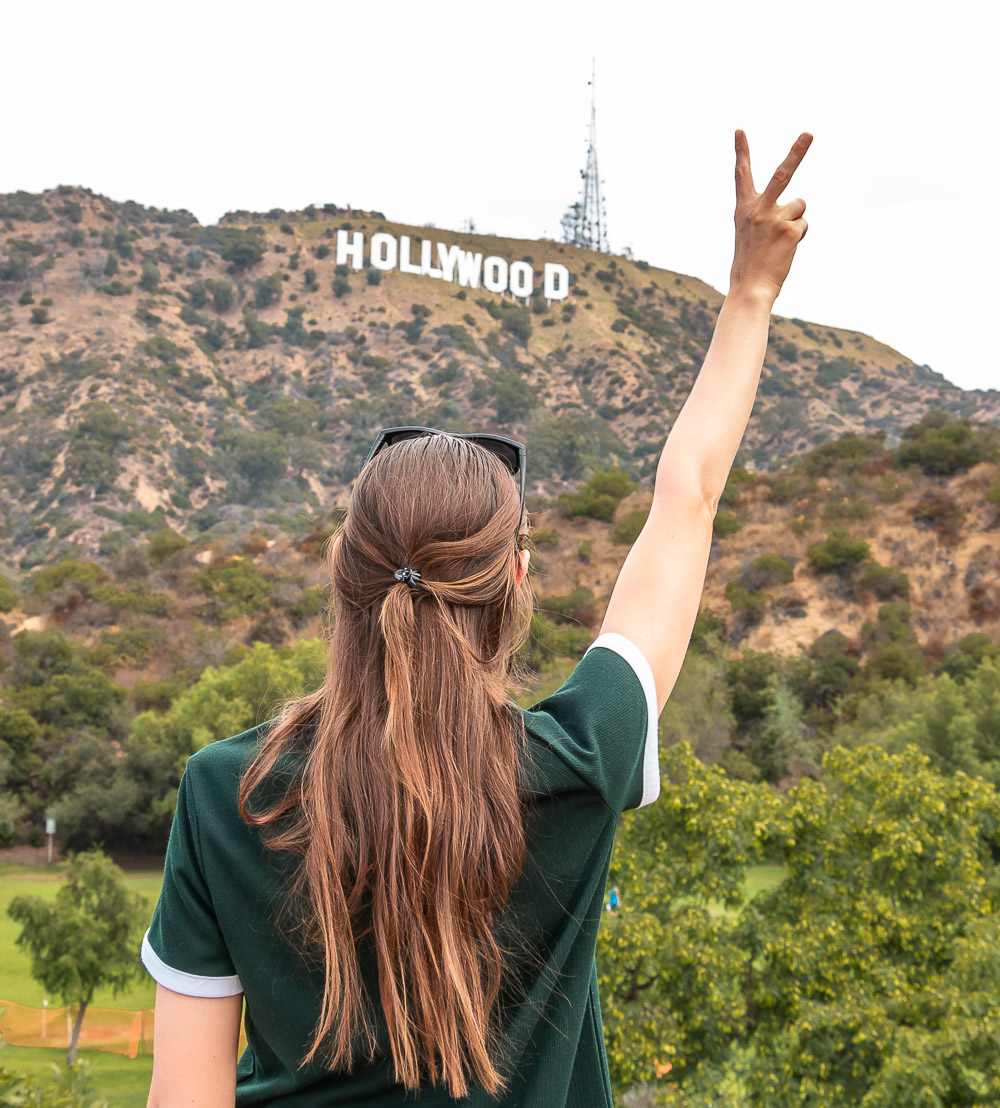 Hollywood Sign - Roads and Destinations, roadsanddestinations.com