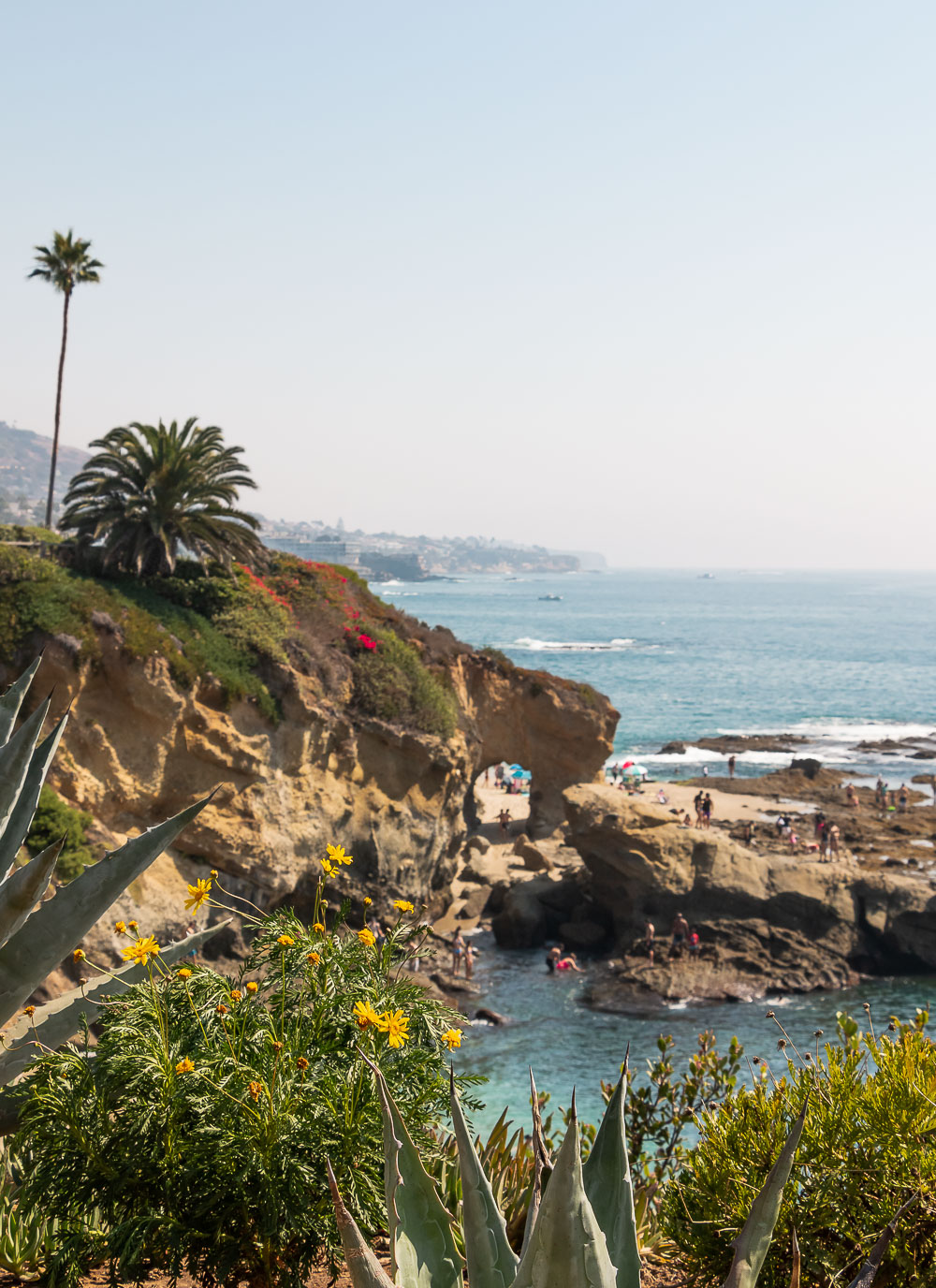 The Prettiest Beaches in Laguna Beach - Roads and Destinations___ roadsanddestinations.com