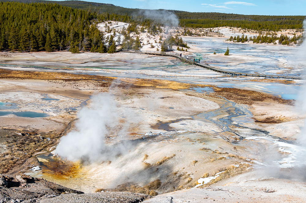 First visit to Yellowstone - Roads and Destinations roadsanddestinations.com