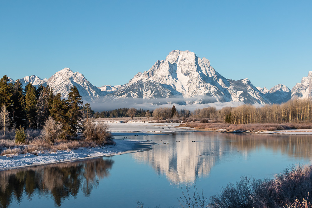 Photo Spots in Grand Teton - Roads and Destinations, roadsanddestinations.com