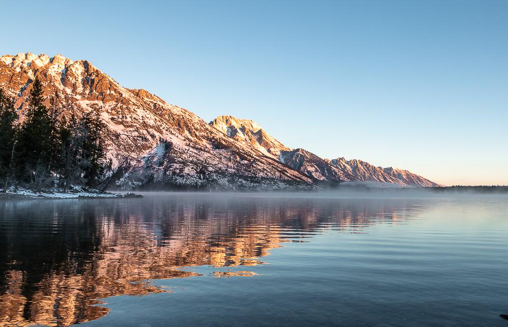 Jenny Lake - Roads and Destinations, roadsanddestinations.com