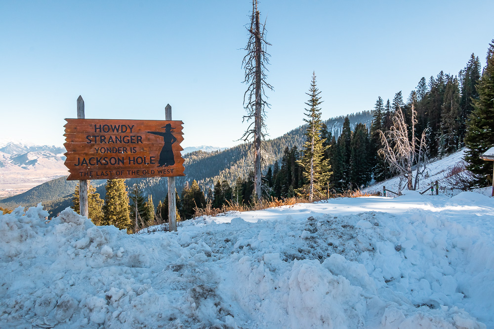 Boise to Yellowstone Road Trip - Roads and Destinations -- roadsanddestinations.com.