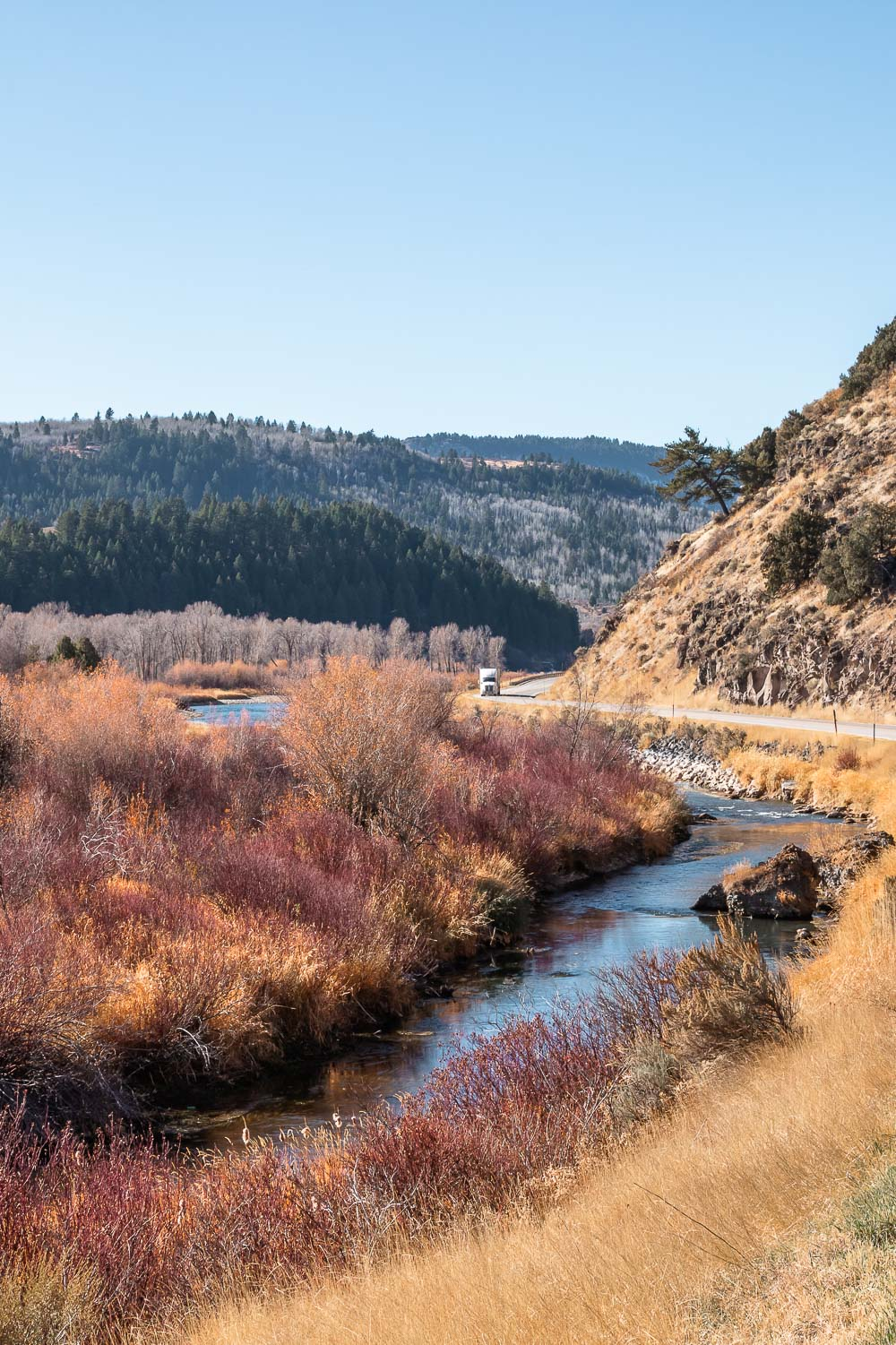 Boise to Yellowstone Road Trip - Roads and Destinations, roadsanddestinations.com.