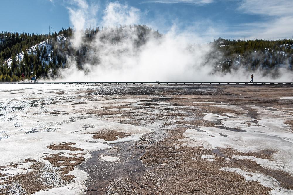 Yellowstone National Park - Roads and Destinations, roadsanddestinations.com