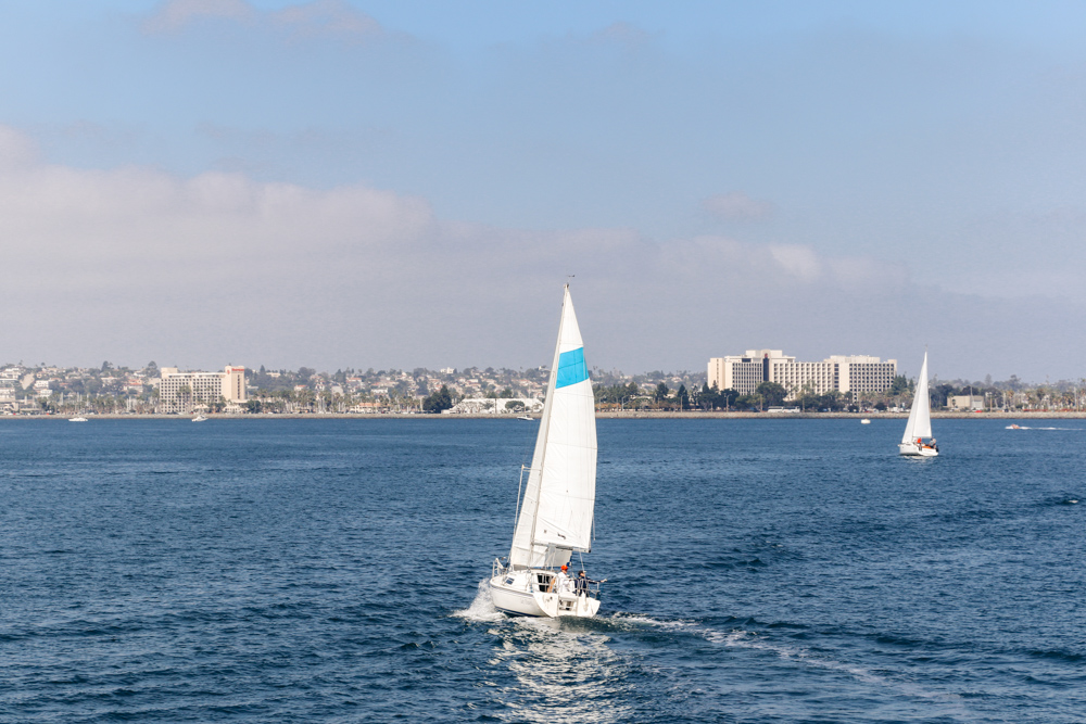 First time in San Diego - Roads and Destinations