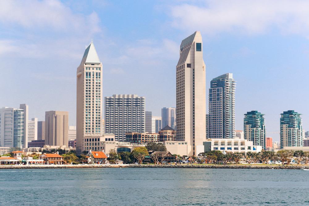 California - Roads and Destinations