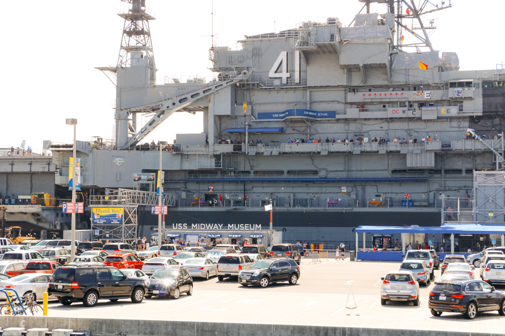USS Midway Museum, California - Roads and Destinations