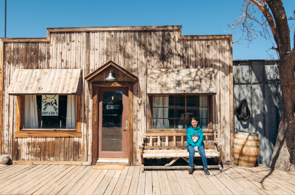 Pioneertown - Roads and Destinations