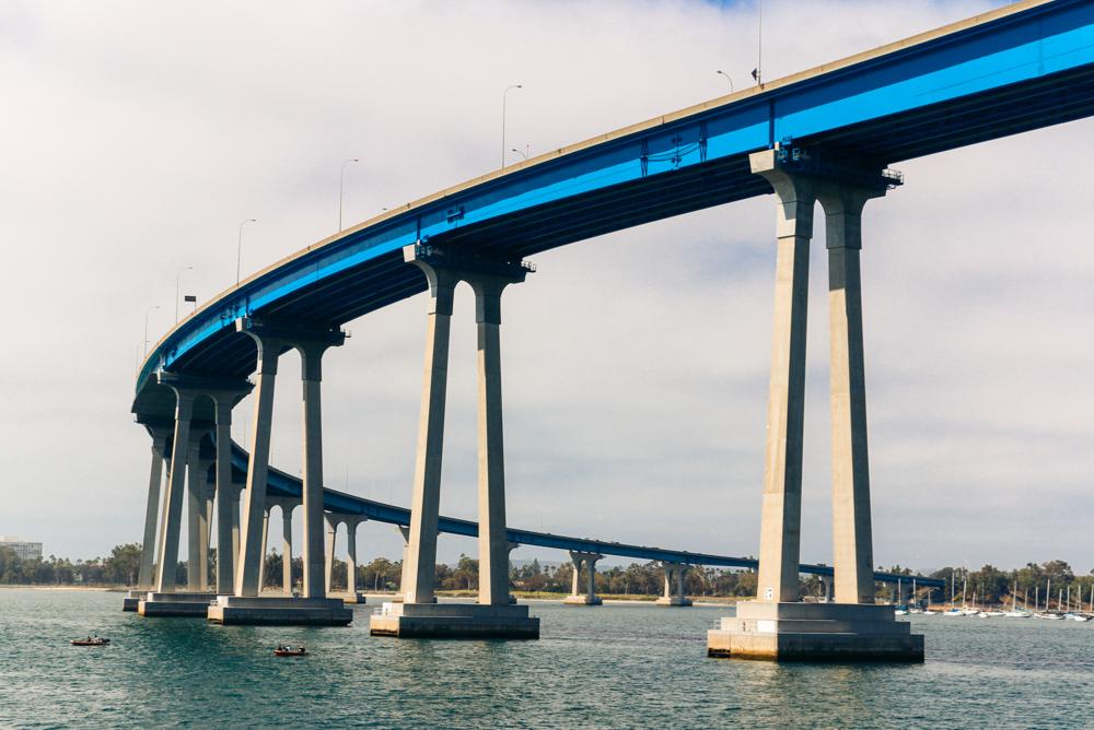 Coronado Bridge - Roads and Destinations