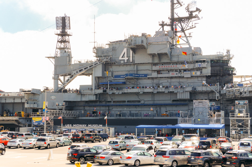 USS Midway Museum - Roads and Destinations