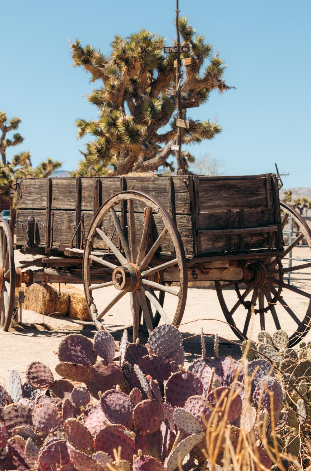 The Old West - Roads and Destinations