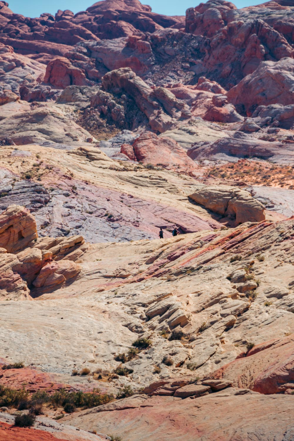 Valley of Fire State Park - Roads and Destinations
