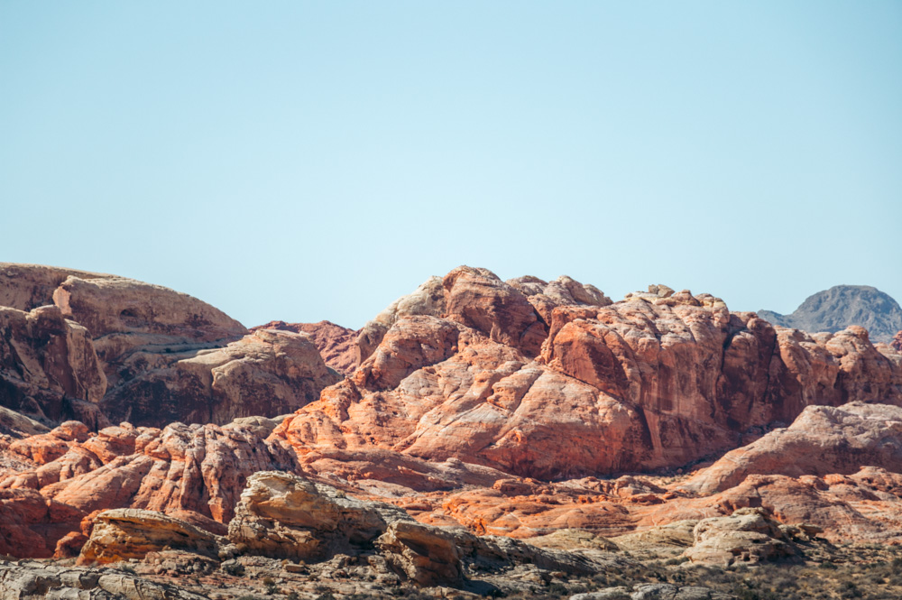 State Park, Nevada - Roads and Destinations