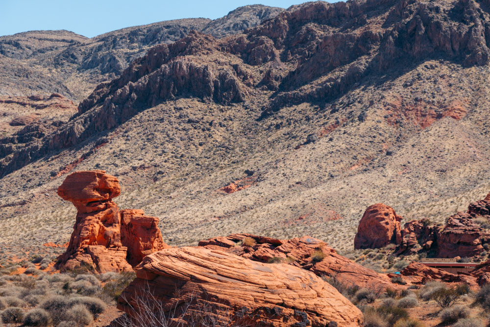 Visit Valley of Fire State Park - Roads and Destinations