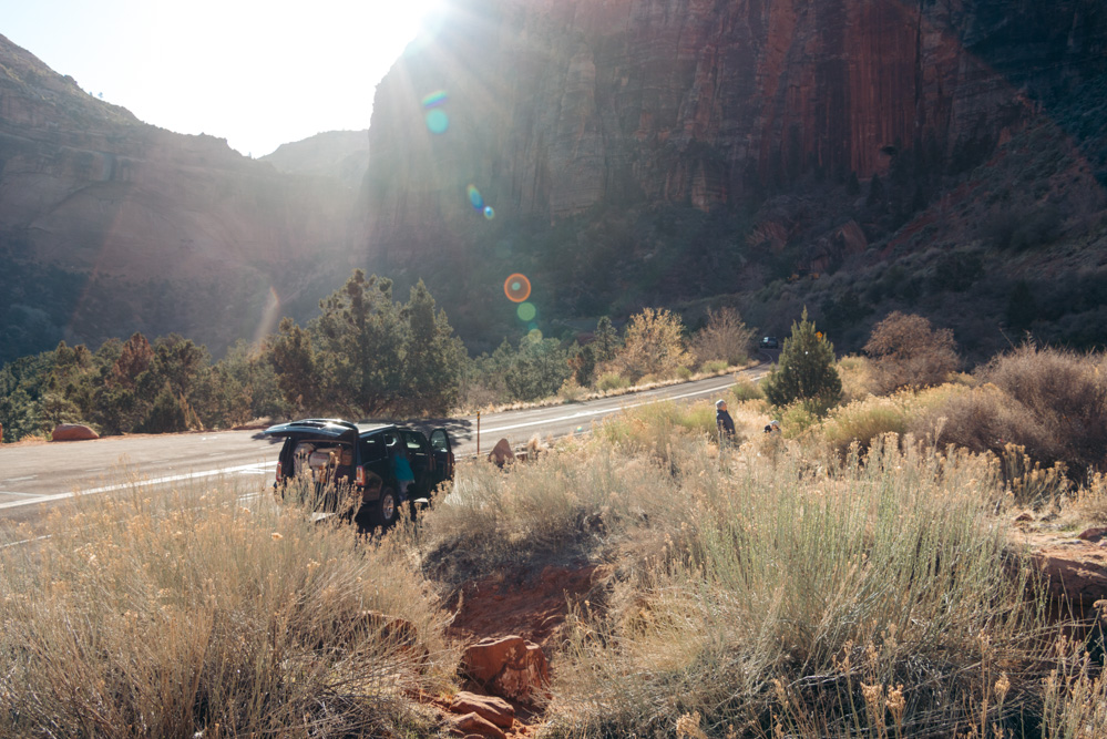 How to get around Utah - Roads and Destinations.