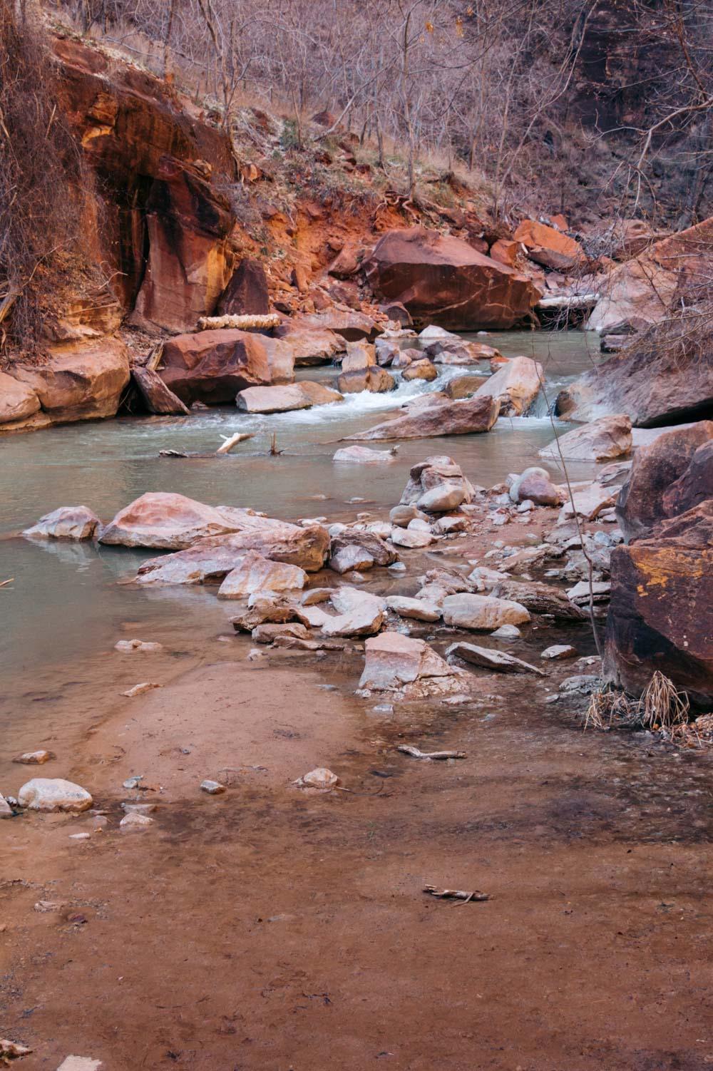 National Park, Utah - Roads and Destinations.