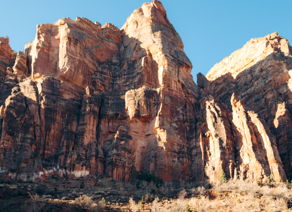 National Park, Utah - Roads and Destinations