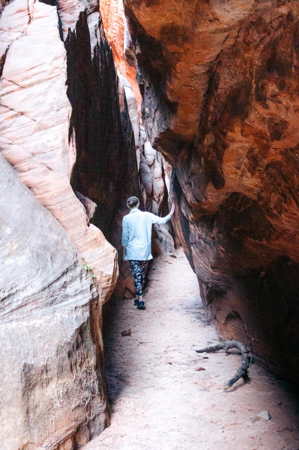 Zion Secret Trails - Roads and Destinations
