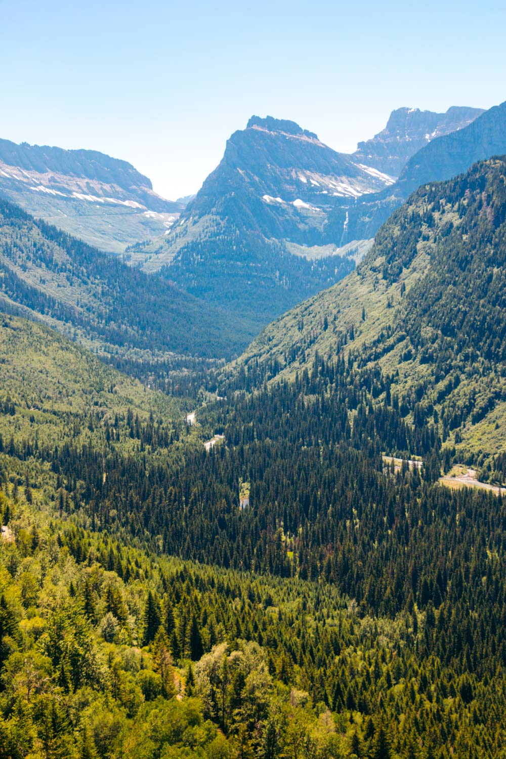 Going-to-the-Sun Road - Roads and Destinations