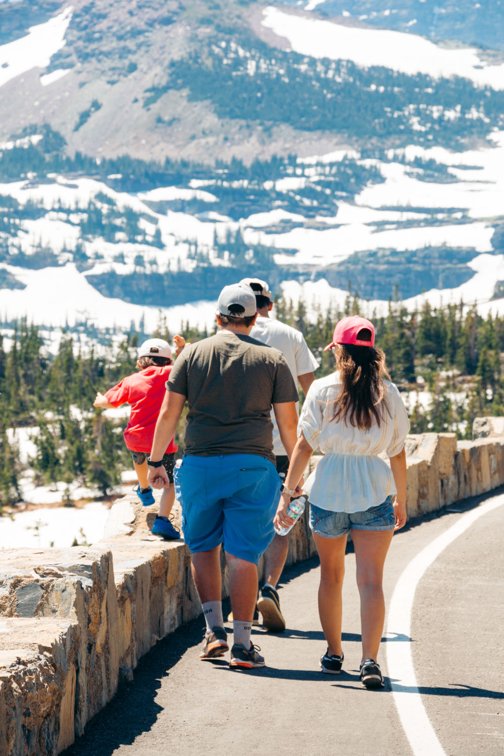 The best trails for hiking with small kids in Glacier National Park - Roads and Destinations