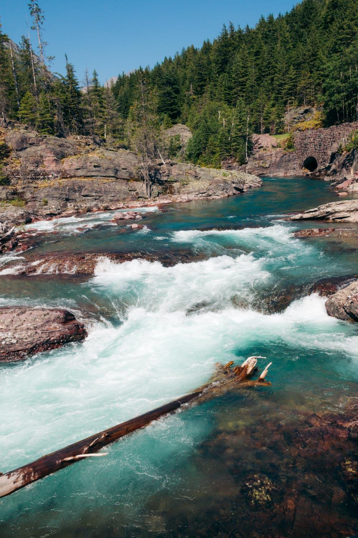 Sacred Dancing Cascade -- Roads and Destinations