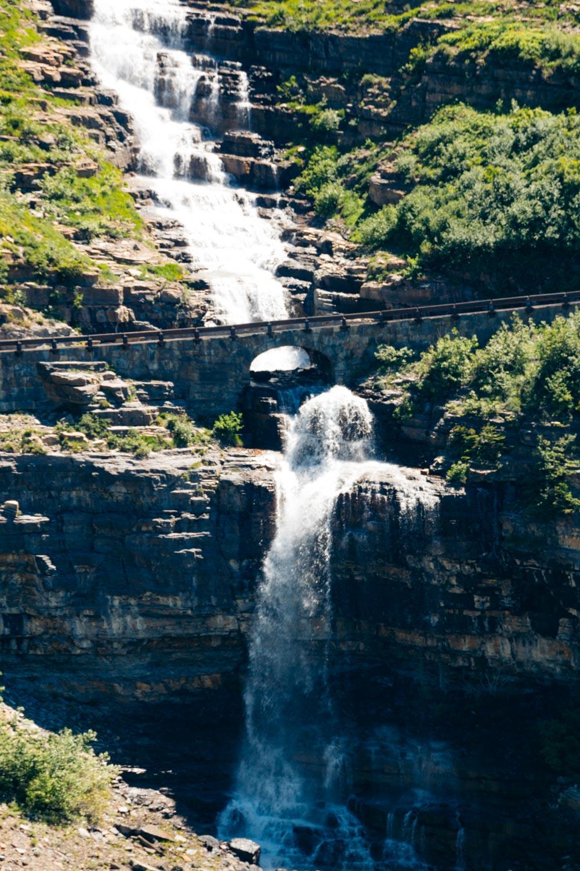 Haystack Creek Falls -- Roads and Destinations