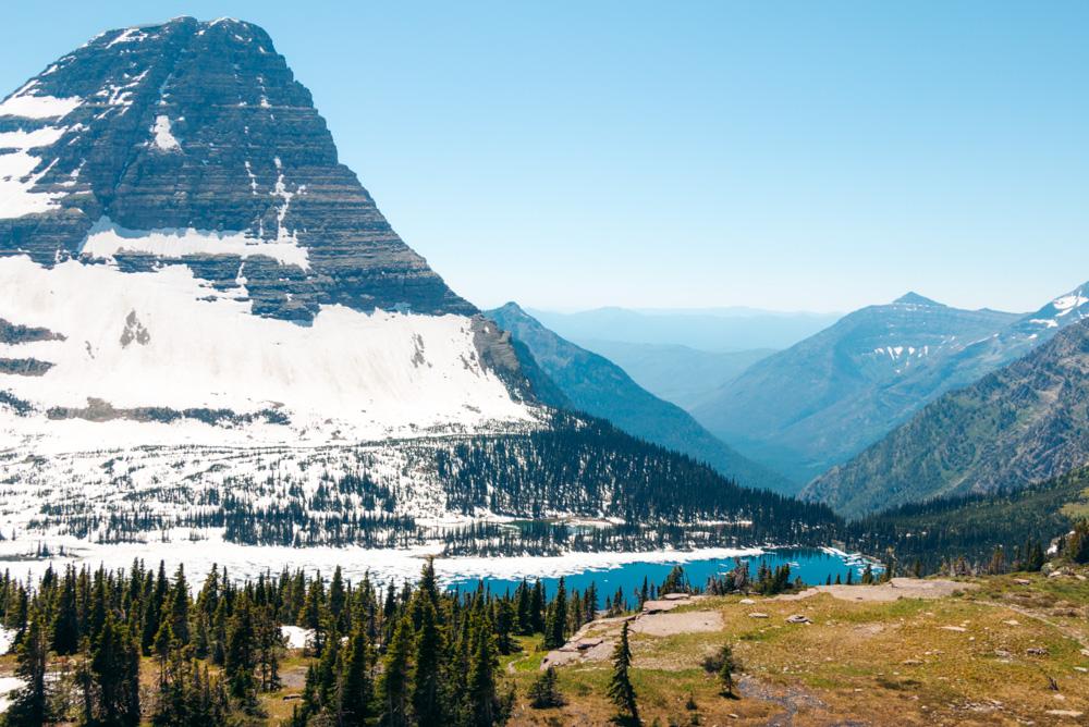 Hidden Lake Overlook Hike ----- Roads and Destinations