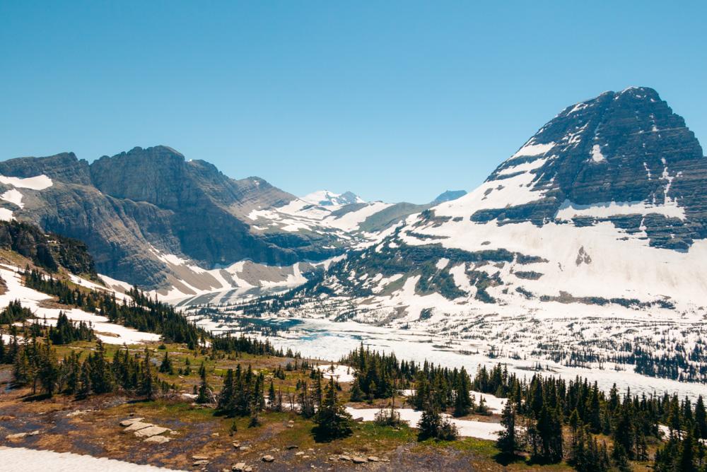 Hidden Lake Overlook Hike, Spokane - Glacier Road Trip -  Roads and Destinations