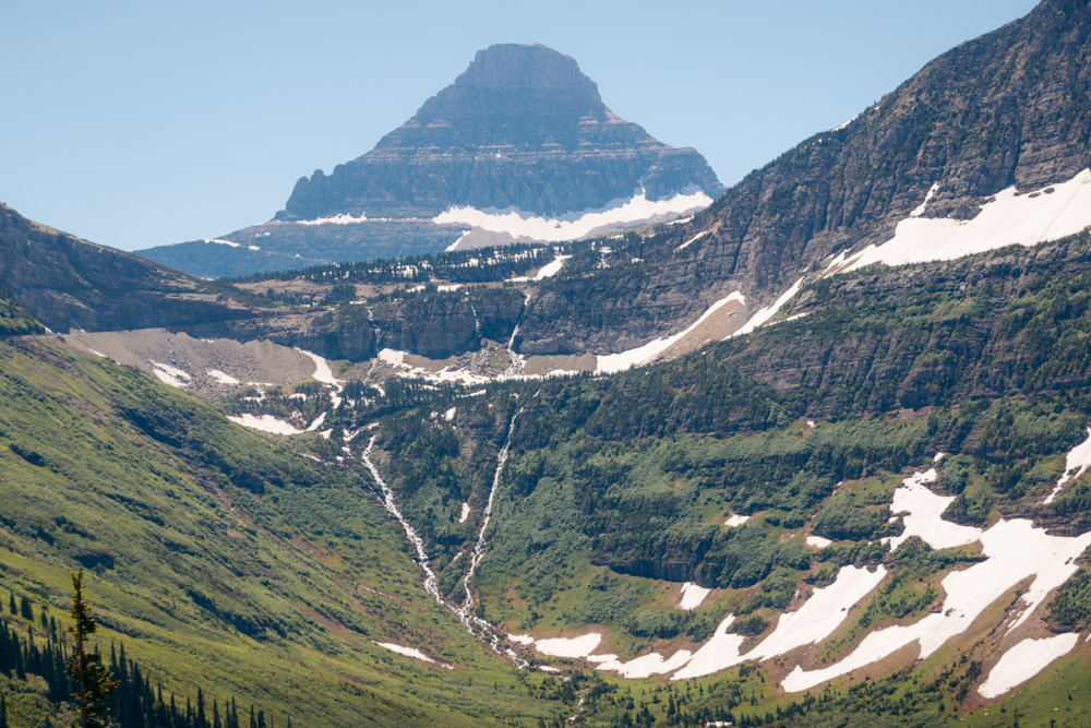 Places not to miss in Glacier National Park - Roads and Destinations