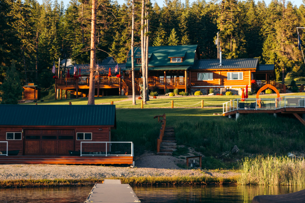 Weekend getaways and road trips from Spokane - Roads and Destinations